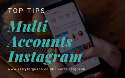 How to login to more than 5 accounts on Instagram