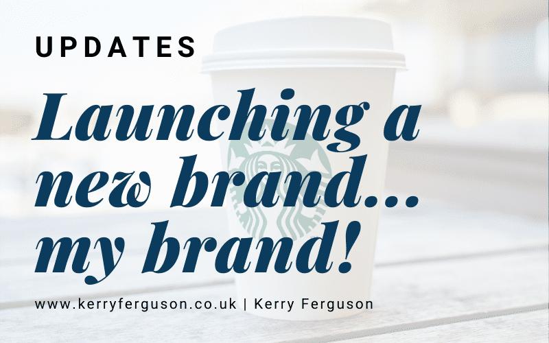 New Branding…